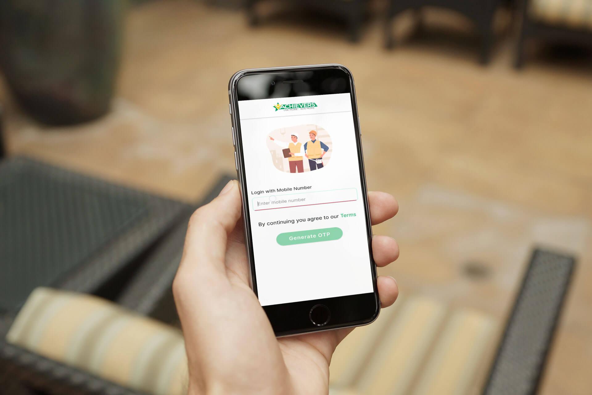 USG Boral: Loyalty App, Last Mile